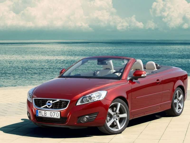 10 Best Used Convertibles 2017 02 Volvo C70