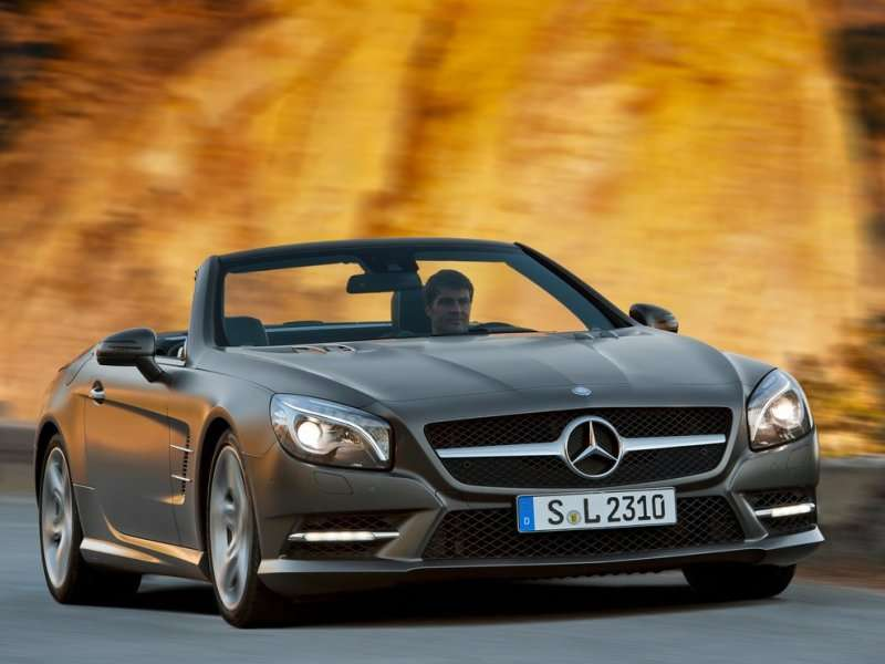 10 best used convertibles 2014 for How much is service b for mercedes benz