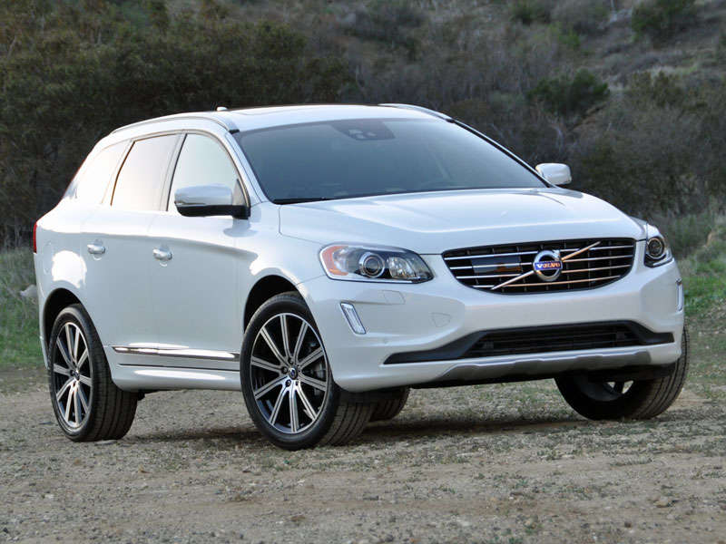 2017 Volvo Xc60 Review And Road Test Driving Impressions
