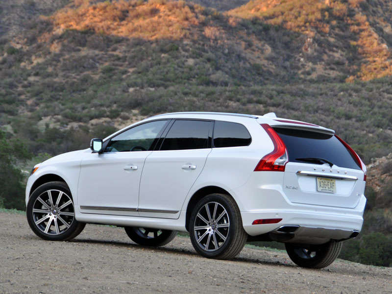 2015 volvo xc60 road test and review. Black Bedroom Furniture Sets. Home Design Ideas