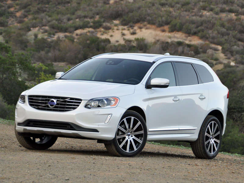 2015 Volvo XC60 Photo Gallery