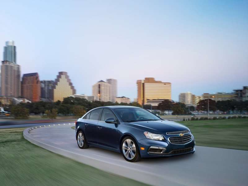 2015 Chevrolet Cruze Preview: 2014 New York Auto Show