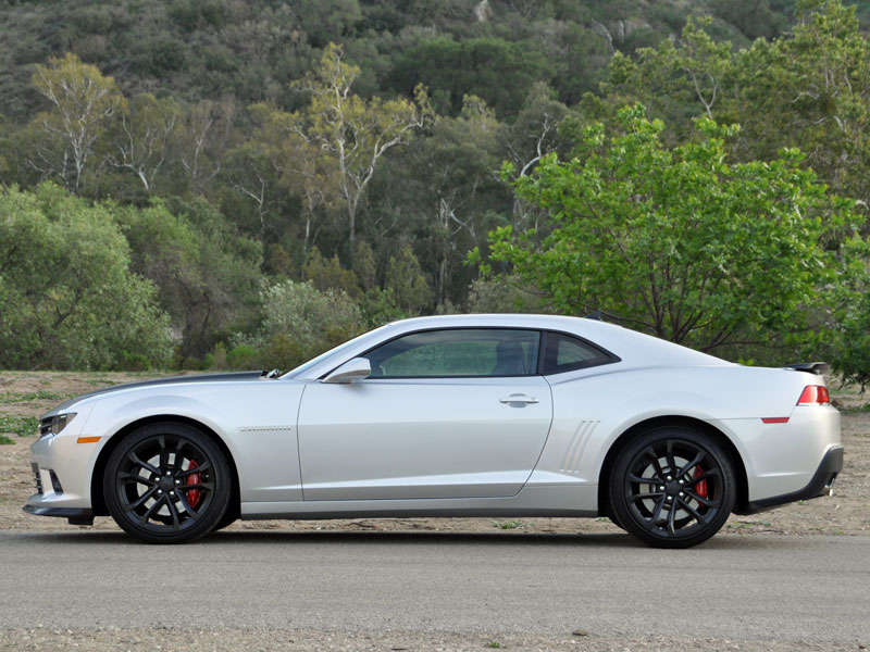 2014 Chevrolet Camaro Ss 1le Photo Gallery Autobytel Com