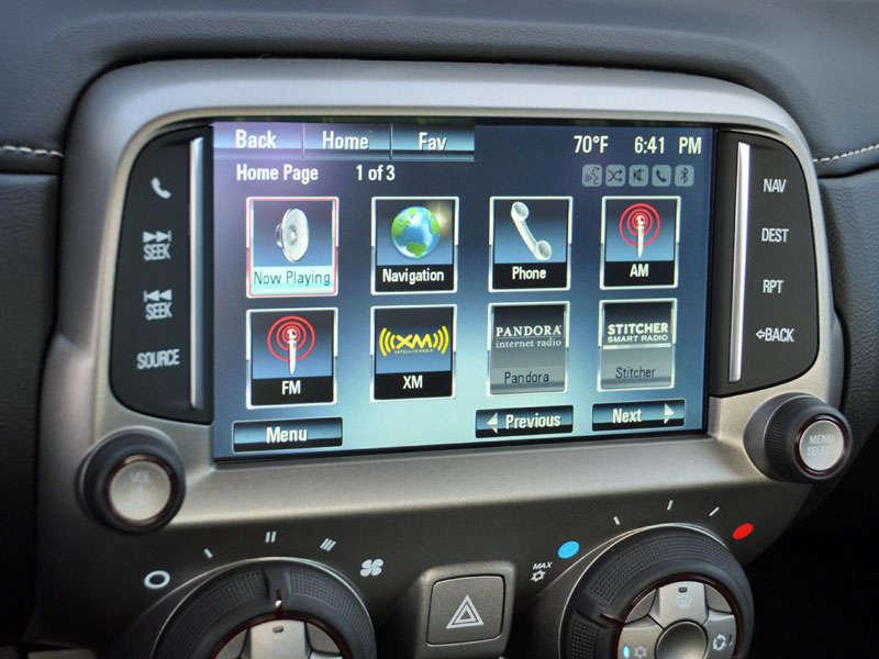 2014 Chevrolet Camaro Ss 1le Photo Gallery Autobytel Com