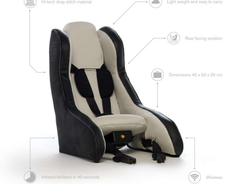 Volvos Car Seat Of The Future