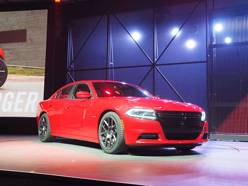 2015 Dodge Charger Preview: 2014 New York Auto Show