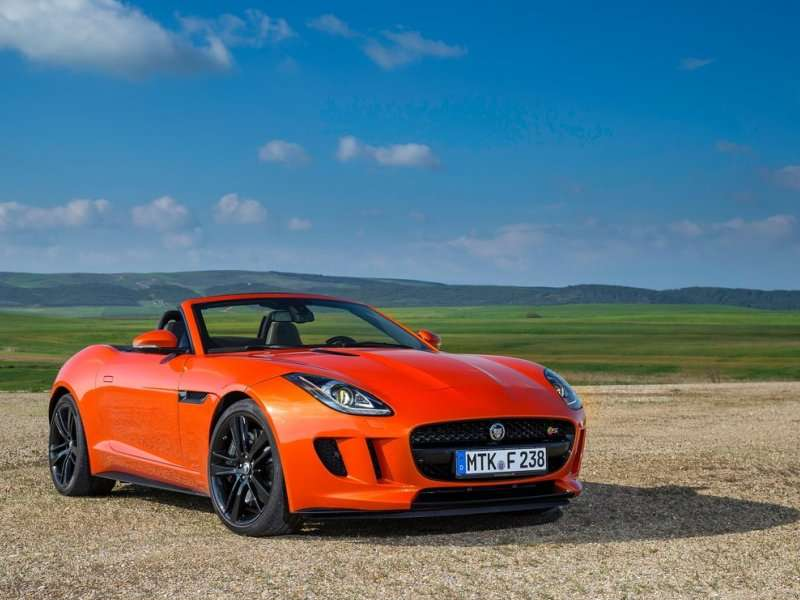 2014 Jaguar F Type V8S Convertible Road Test And Review