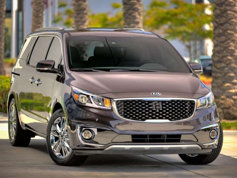 Best Minivans To 2017