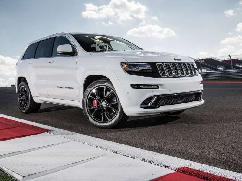 2014 Jeep Grand Cherokee SRT Road Test U0026 Review