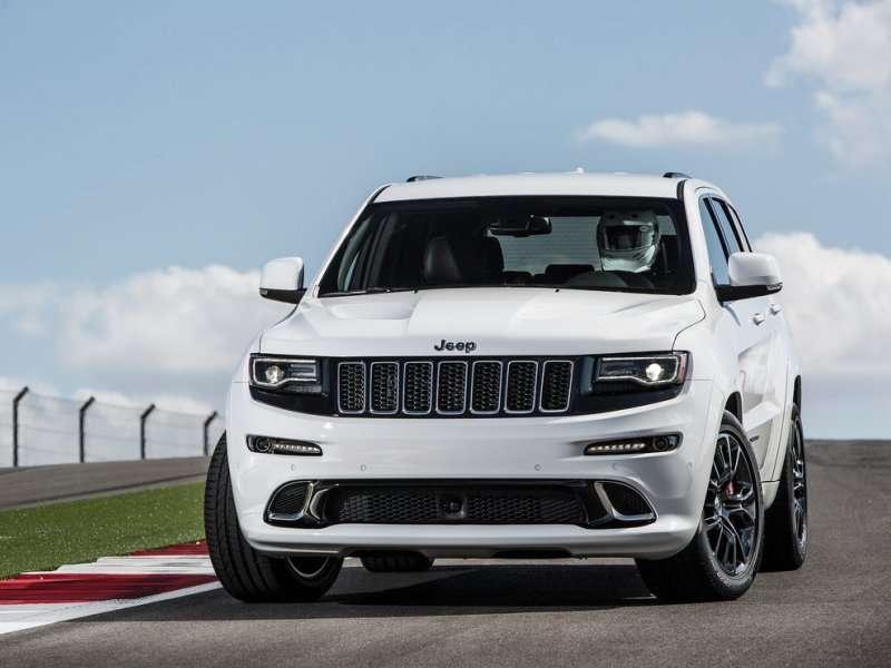 2014 Jeep Grand Cherokee SRT Road Test U0026 Review: Models U0026 Pricing