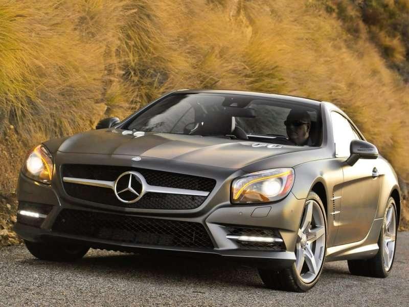 2014 Mercedes Benz SL550 Road Test U0026 Review