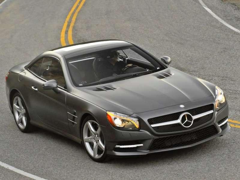 2014 Mercedes Benz SL550 Road Test U0026 Review: Design