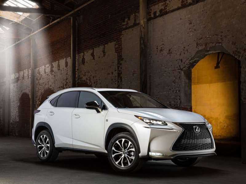 Lexus Reveals Powertrain Specs for 2015 NX