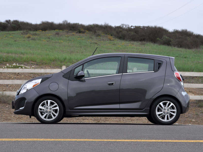 2014 Chevrolet Spark EV Review And Quick Spin: Styling And Design