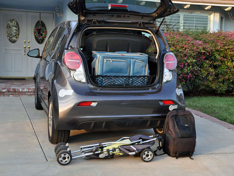 2014 Chevrolet Spark EV Photo Gallery | Autobytel.com