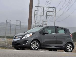 2014 Chevrolet Spark EV Photo Gallery