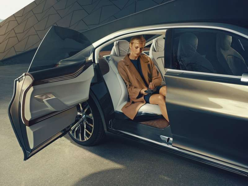 The Future of Luxury According To The BMW Vision