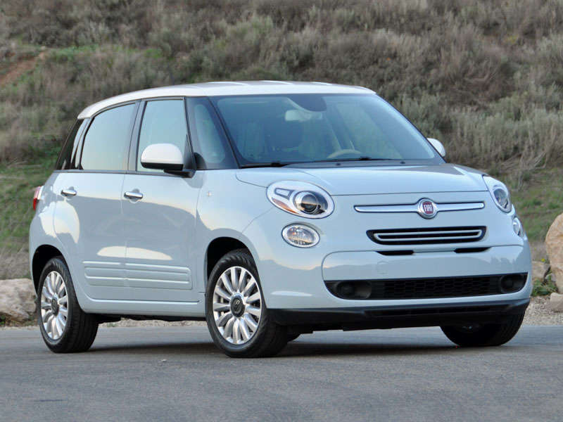 2017 Fiat 500l Review And Road Test Driving Impressions