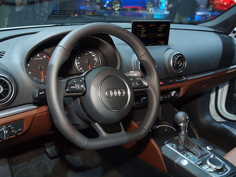 2015 Audi A3 Dials up New Smartphone App for Enhanced