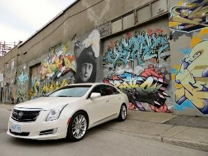 2014 Cadillac XTS Vsport Luxury Sedan Review