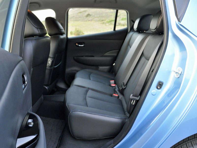 Abtl Nissan Leaf Rear Seat
