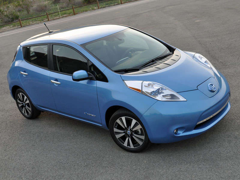 Great 2014 Nissan Leaf Photo Gallery