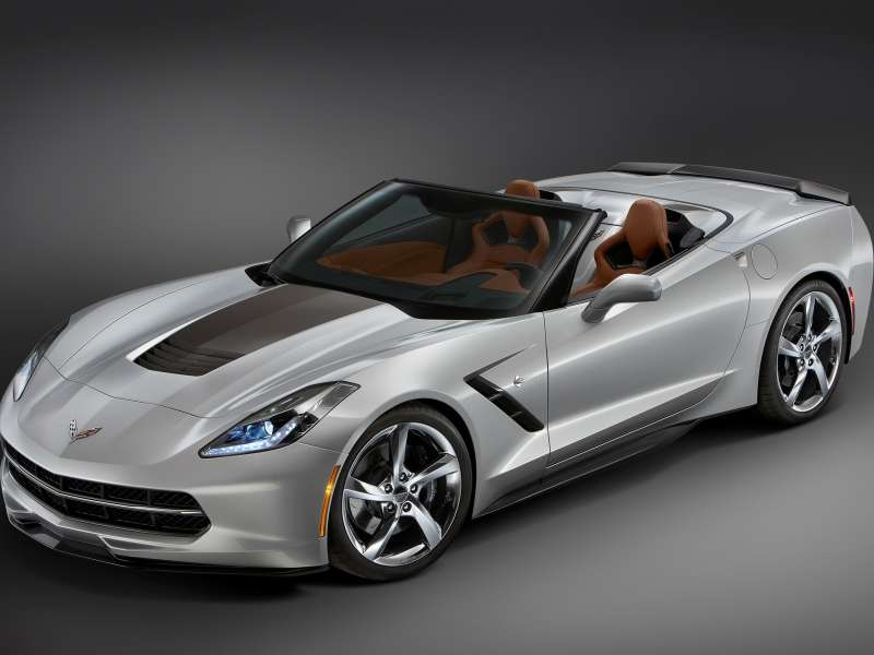 2015 Chevy Corvette Stingray Coasts into Second Year
