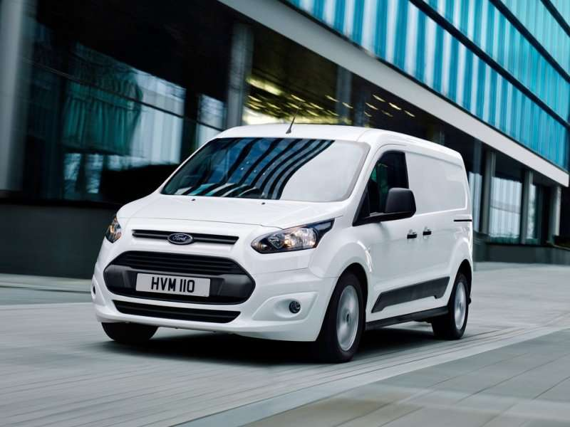 Ford Begins Production of the 2015 Transit