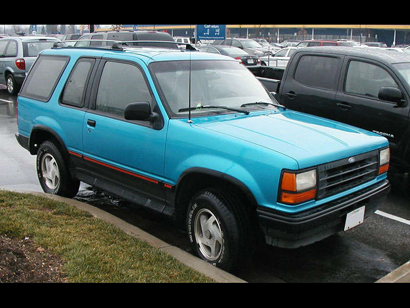 Ford Explorer  Reviews Car And Driver