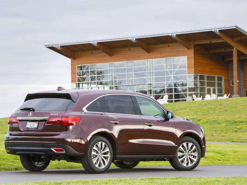 2014 acura mdx road test review autobytel com