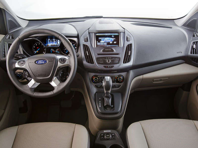2014 Ford Transit Connect Wagon First Drive