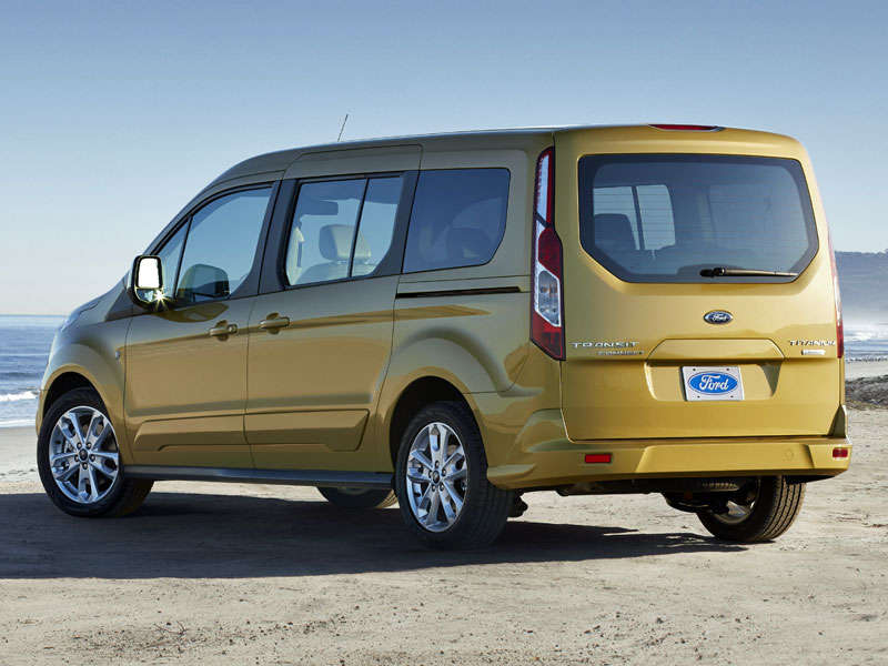 2014 ford transit connect wagon first drive drawing conclusions