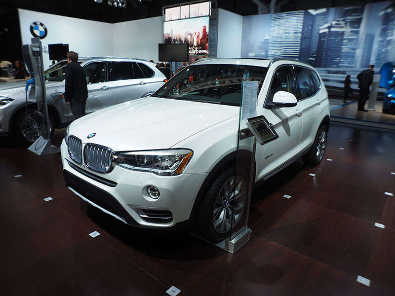 April Auto Sales: The Yin & Yang 0f BMW of North America
