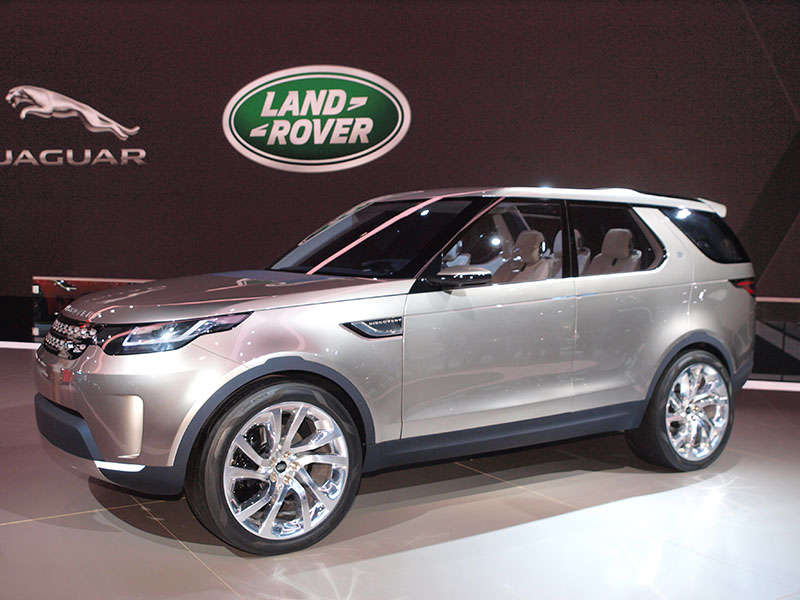 Land Rover Announces The Discovery Sport