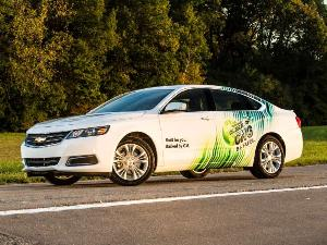 Chevrolet Introduces CNG-capable 2015 Chevy Impala