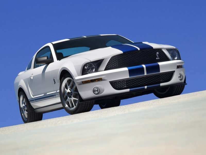 Ford Mustang 50th Anniversary Retrospective