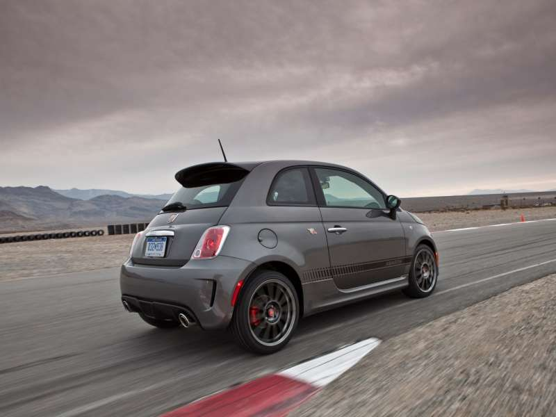2014 fiat 500 abarth road test review. Black Bedroom Furniture Sets. Home Design Ideas