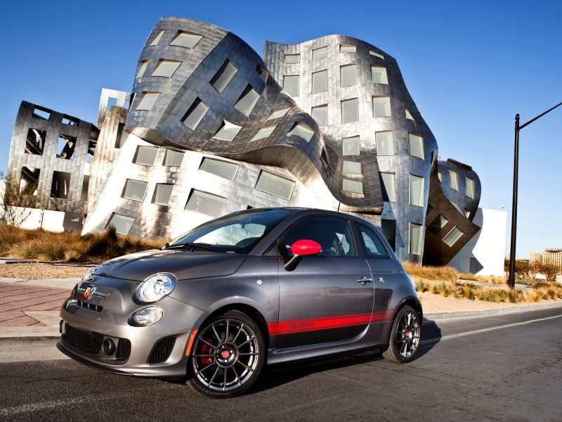 2014 Fiat 500 Abarth Road Test & Review