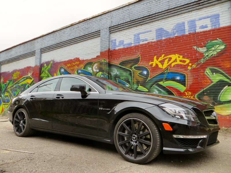 2014 Mercedes-Benz CLS63 AMG 4MATIC Road Test & Review | Autobytel.com