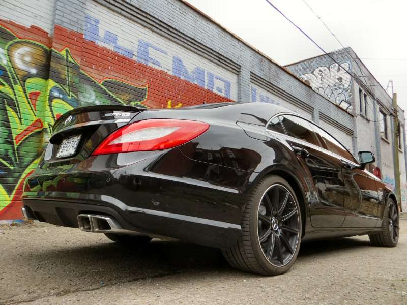 2014 mercedes benz cls63 amg 4matic road test review for Mercedes benz cls63 amg price