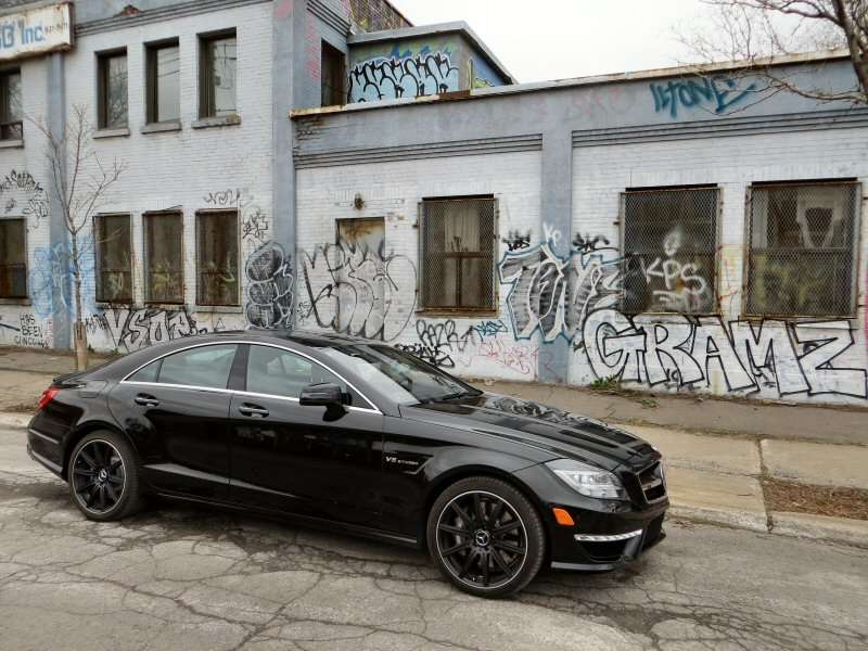 2014 mercedes benz cls63 amg 4matic road test review for 2014 mercedes benz cls63 amg 4matic