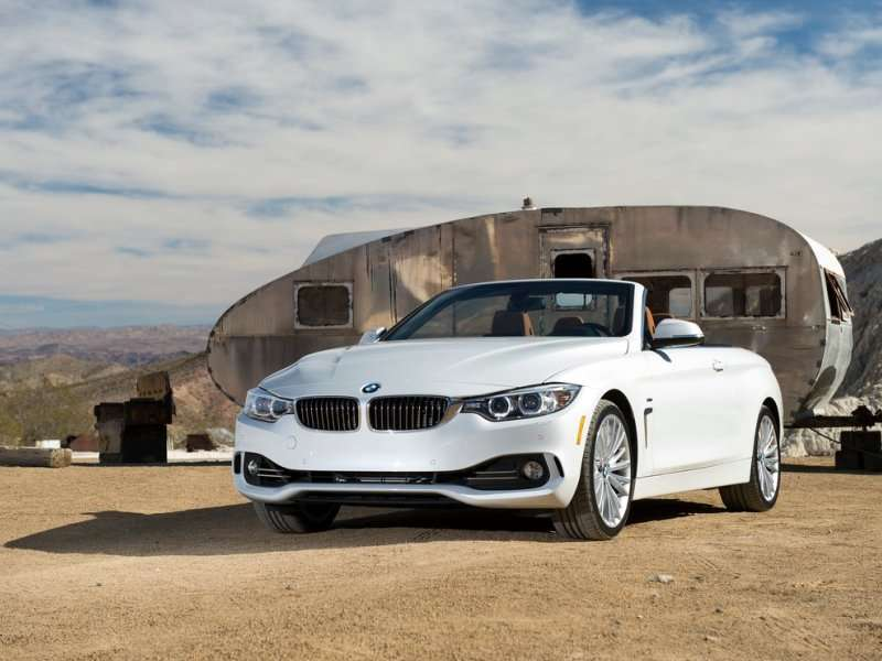 2014 BMW 435i Convertible Road Test & Review