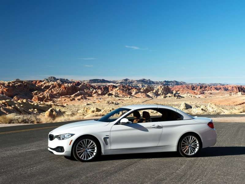 2014 bmw 435i m sport convertible review