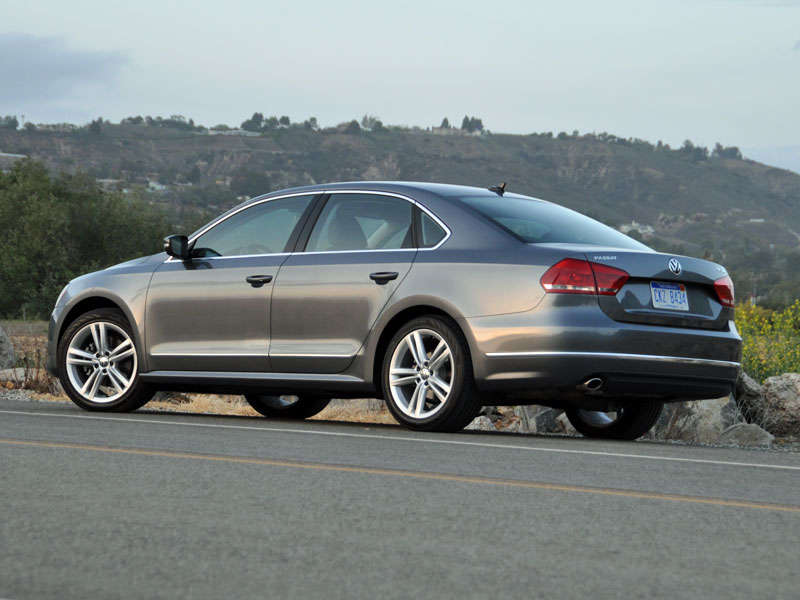 2014 Volkswagen Passat Review And Quick Spin Autobytel Com