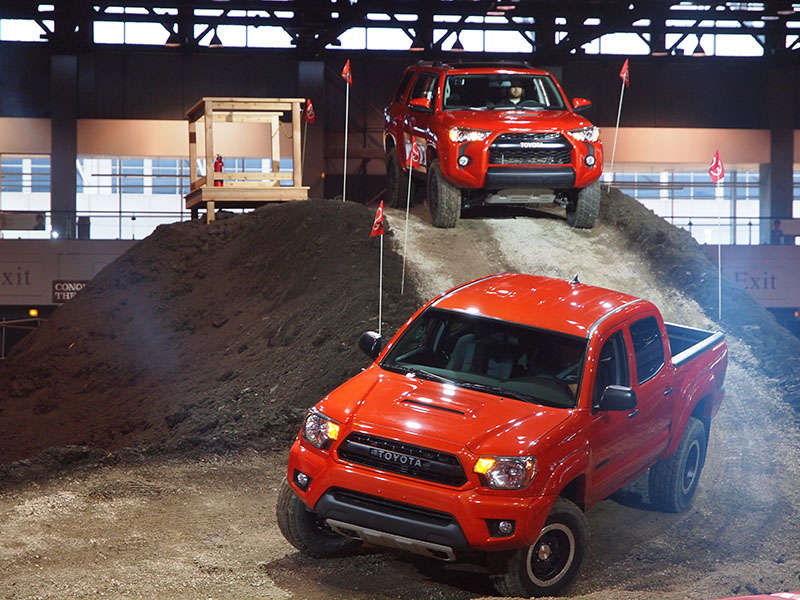 5 Cool Trucks For 2014
