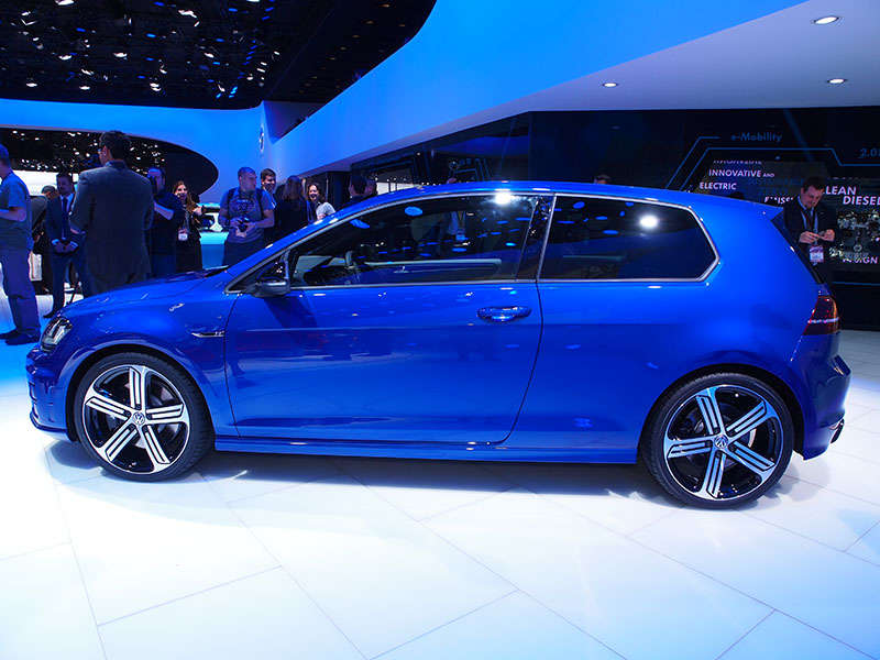 2015 VW Golf Debuts in August at $17,995