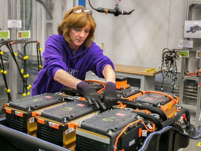 GM Brings Battery Assembly In-house for 2015 Chevy Spark EV