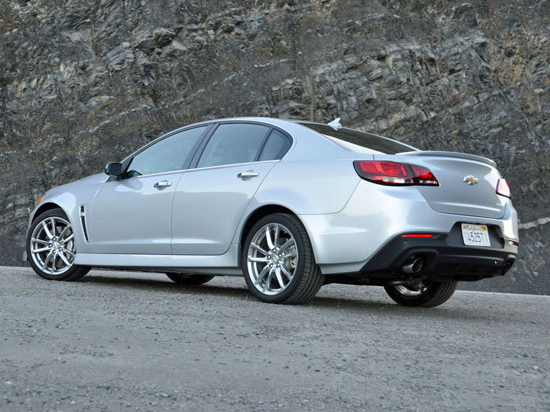 Charming 2014 Chevrolet SS Review And Quick Spin: About Our Test Car