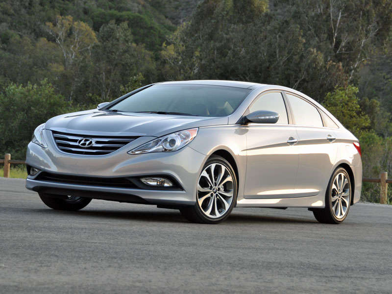 2014 Hyundai Sonata Review and Quick Spin