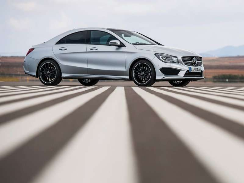 2014 Mercedes Benz CLA45 AMG Road Test U0026 Review